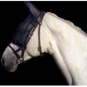 masque anti-mouches et anti-uv / Cavallo - F.R.A